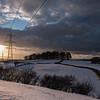 Winter in Talybont