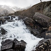 Llyn Idwal Waterfall