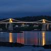 Menai Bridge Reflections