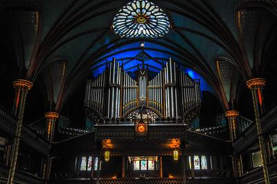 Notre-Dam Organ