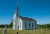 The Acadian church at Corberie in Clare on Nova Scotia's 'French Shore'The Acadian church at Corberie, a community on the French Shore in Clare
