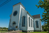 The Acadian church at Concession in Clare on Nova Scotia's 'French Shore'The Acadian church at Concession, a community on the French Shore in Clare