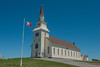 The Acadian church at Saulnierville in Clare on Nova Scotia's 'French Shore'The Acadian church at Saulnierville, a community on the French Shore in Clare