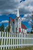 St. Peter's Church at Murphy's Cove on the Eastern Shore