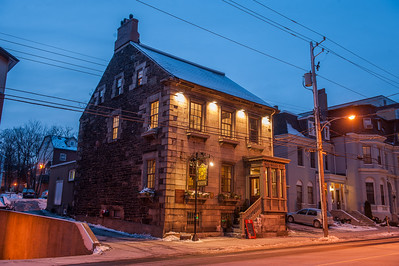 The historic Henry House Restaurant and Pub on Barrington Street in downtown Halifax