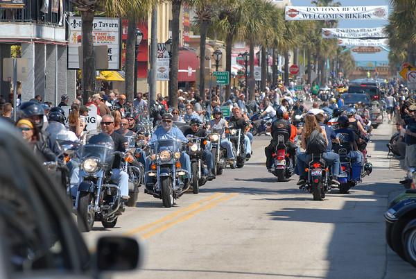 STREET-Daytona BIKE WEEKS