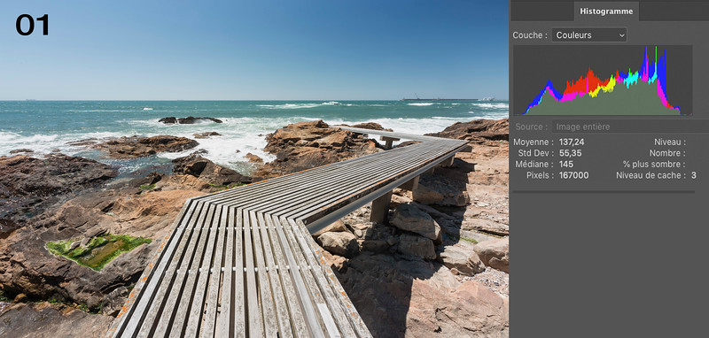Polarisant Photo NISI FILTERS France PRO CPL et CPL NC LANDSCAPE Antonio GAUDENCIO