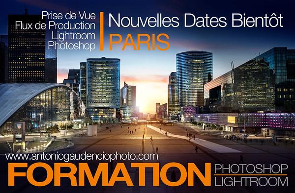 Quartier La Défense Paris