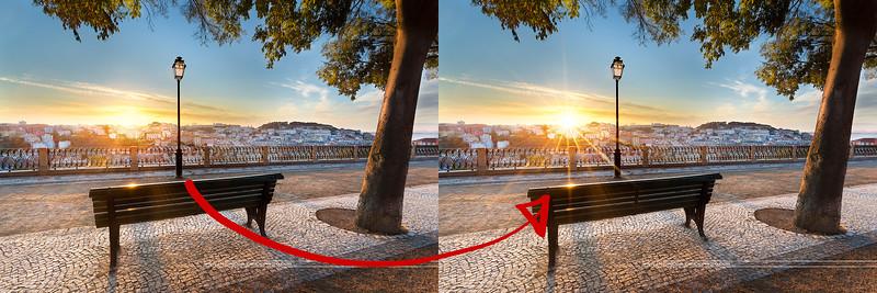 Miradouro São Pedro de Alcântara Lisbonne