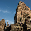 Low angle view of Pre Rup temple, Krong Siem Reap, Siem Reap, Cambodia