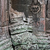 Ruins of Banteay Kdei temple, Angkor, Siem Reap, Cambodia