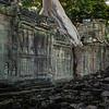 Stones ruins of Banteay Kdei, Angkor, Siem Reap, Cambodia
