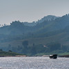 Tourboat in the River Mekong, Laos