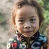 Portrait of local girl, Luang Prabang, Laos