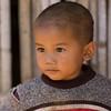Close-up of local boy, Ban Houy Phalam, Laos