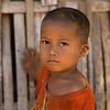 Portrait of local boy, Ban Houy Phalam, Laos