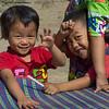 Children playing, Chiang Rai, Thailand