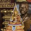 Close-up of Buddha statue, Koh Samui, Surat Thani Province, Thailand