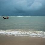 Storm clouds over the sea, Koh Samui, Surat Thani Province, Thailand