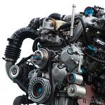 Close-up of car engine, Koh Samui, Surat Thani Province, Thailand