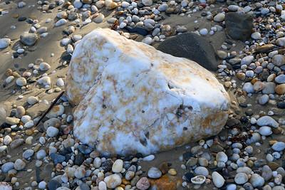 Pebbles on the beach, Port Douglas, Far North Queensland, Queensland, Australia