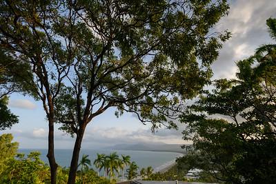View of Pacific ocean, Port Douglas, Far North Queensland, Queensland, Australia