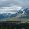 Tunnel Mountain Trail in Banff National Park, Alberta, Canada