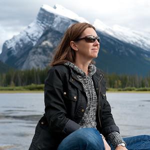 First Vermilion Lake Banff National Park, Alberta, Canada
