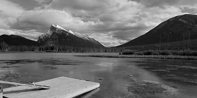 Vermilion Lake, Banff National Park, Alberta, Canada