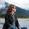 First Vermilion Lake, Banff National Park, Alberta, Canada