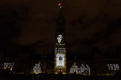 Parliament Building, Parliament Hill, Ottawa, Ontario, Canada