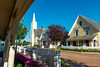 Buildings in Avonlea, Green Gables, Prince Edward Island, Canada
