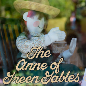 Anne of Green Gables store, Queens Square, Charlottetown, Prince Edward Island, Canada