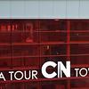 CN Tower Signage, Toronto, Ontario, Canada