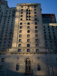 Low angle view of building, Toronto, Ontario, Canada