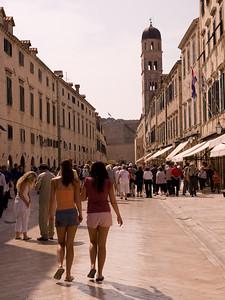 Dubrovnik; Croatia