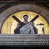 Doorway detail at the Amalfi Cathedral, Amalfi, Amalfi Coast, Salerno, Campania, Italy