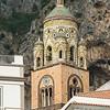 View of the Amalfi Cathedral, Amalfi, Amalfi Coast, Salerno, Campania, Italy