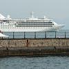 Cruise Ship, Biglietteria, Amalfi, Amalfi Coast, Salerno, Campania, Italy