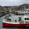 Fishing boats at harbor, Bodo, Nordland, Norway