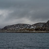 Scenic view of coastline, Bodo, Nordland, Norway