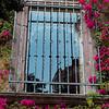 Bars on a window, Zona Centro, San Miguel de Allende, Guanajuato, Mexico