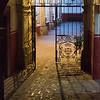 Interior Entrance gate, San Miguel de Allende, Guanajuato, Mexico
