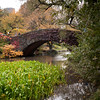 Autumn in Central Park  in Manhattan, New York City, U.S.A.