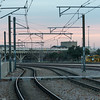 Railroad tracks, Dallas, Texas, USA