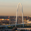 Margaret Hunt Hill Bridge, Dallas, Texas, USA