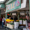 Flowers for sale at Pike Place Market, Seattle, Washington State, USA