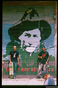 PELON Y ANDY, NICARAGUA