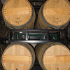 Oak Aging Barrels, Obrien Vineyard, Napa, CA