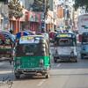 General view of Dhaka